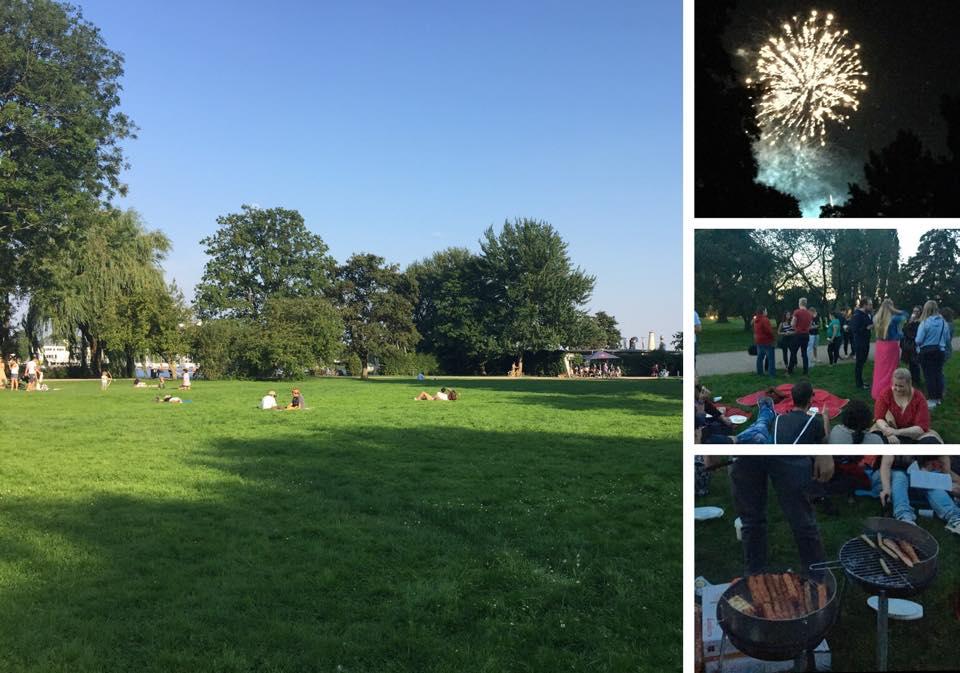Sommerfest mit den Jusos Hamburg-Mitte