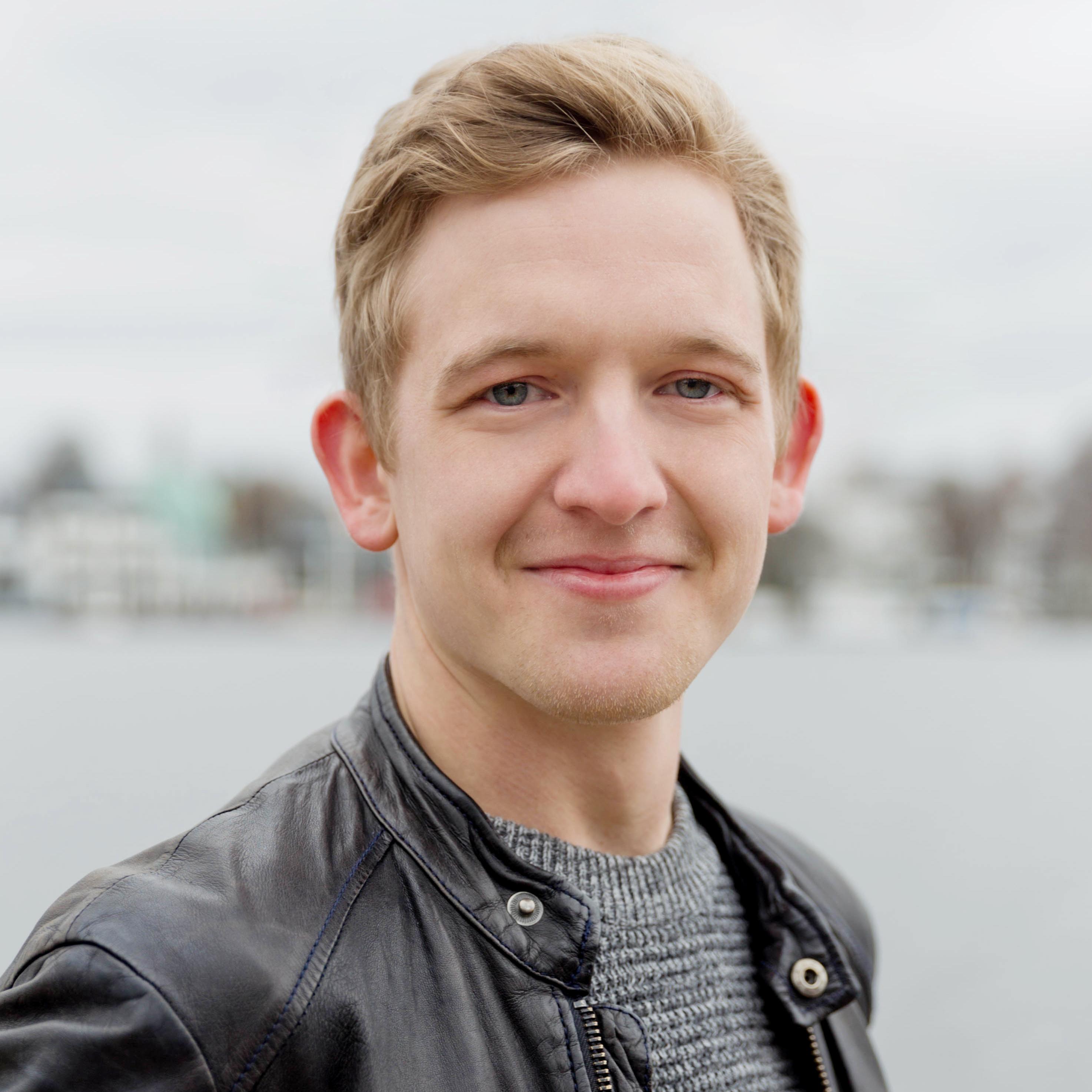 Stellvertretender Vorsitzender: Jascha Kolster